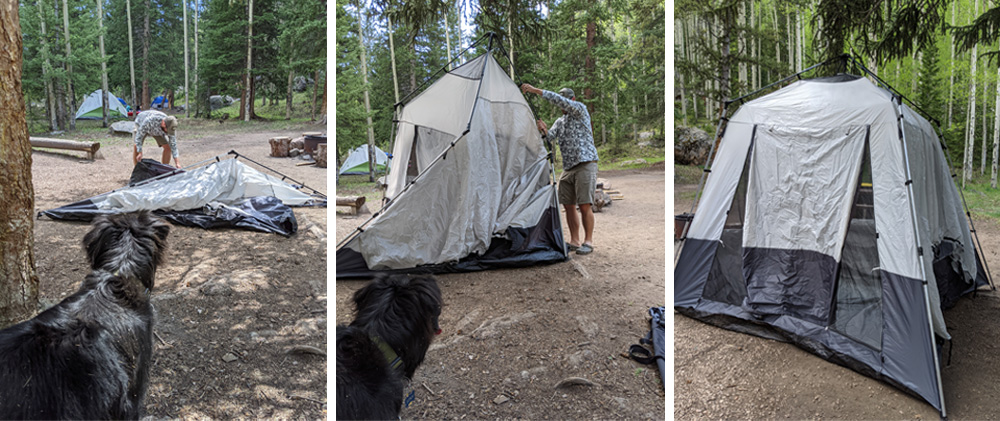 Offroading Gear Granville IV-S SUV Instant Popup Camping Tent Review For the 5th Gen 4Runner