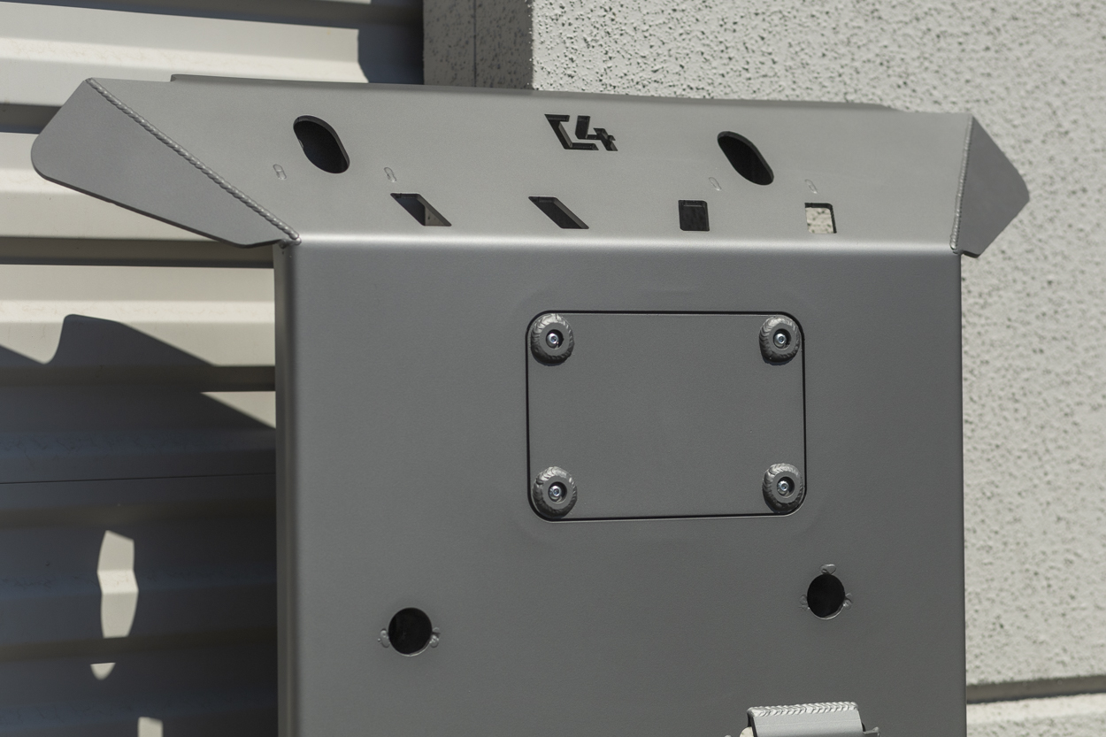 STEEL-IT Coatings for Skid Plates and Off-Road Armor