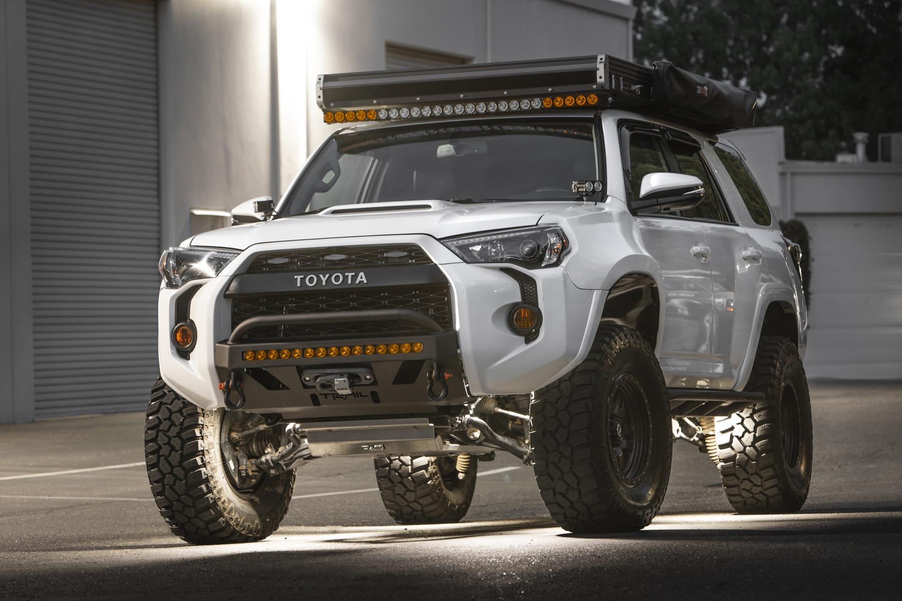 Overland Built Toyota 4Runner For Sale