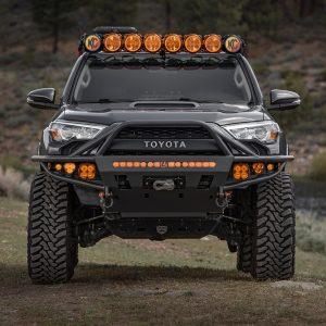 C4 Fabrication Hybrid Front Bumper for 5th Gen 4Runner