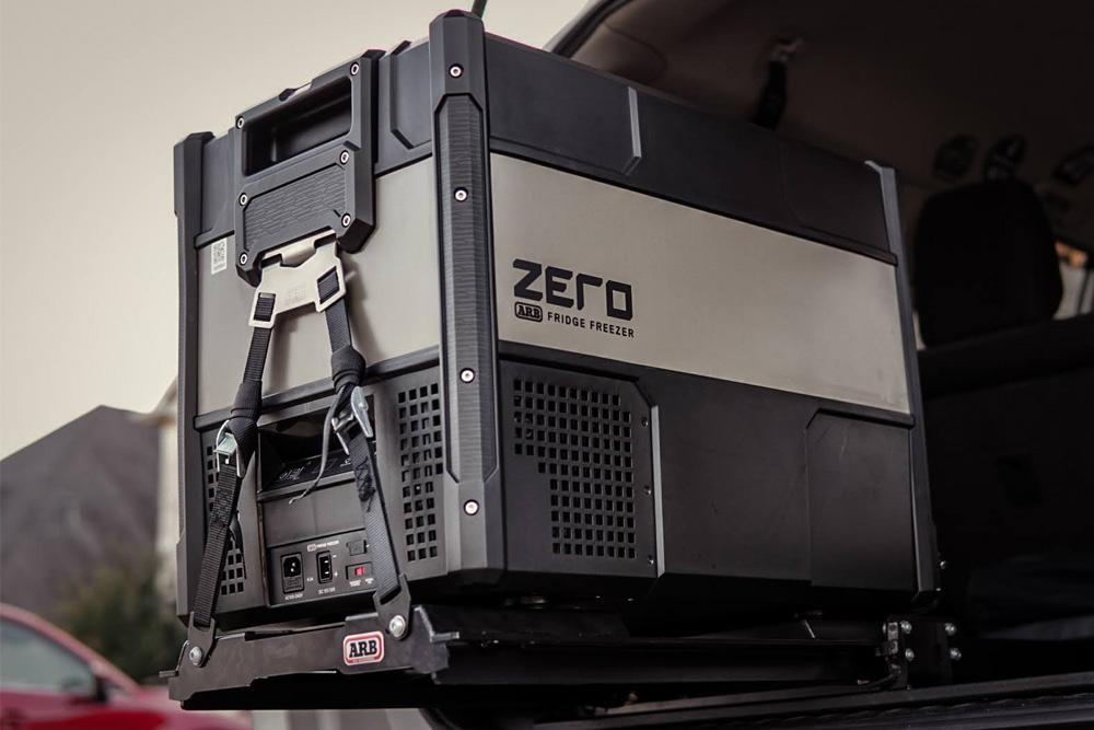 ARB Zero 47-Quart Fridge Review For the 5th Gen 4Runner
