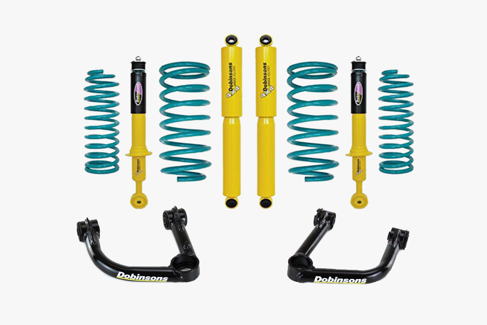 """Dobinsons 3"""" Lift Kit on 4Runner - Entry Level Lift Kit"""