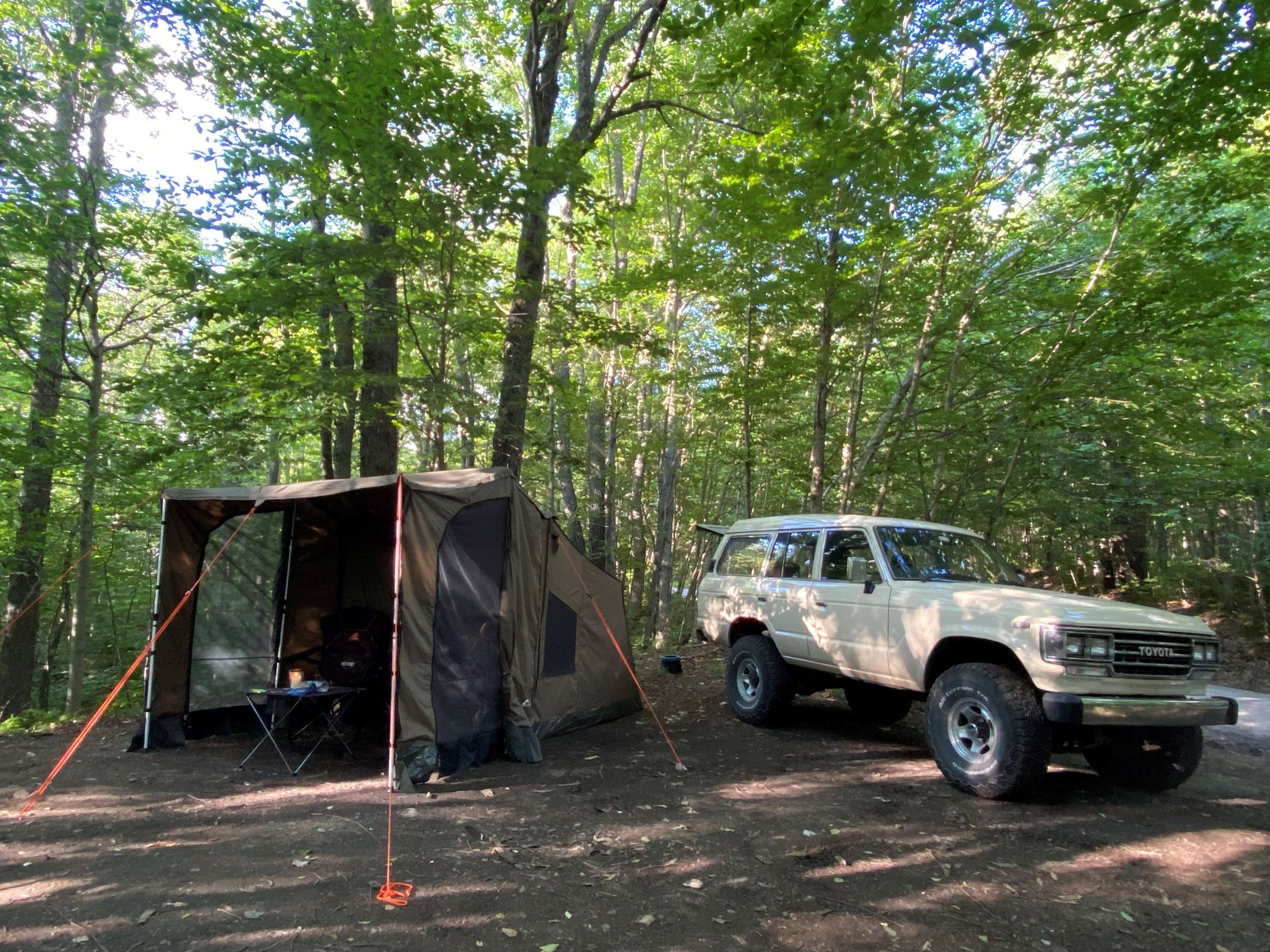 Oz Tent 30-Second Ground Tent - Fast Deployment For Ground Tent