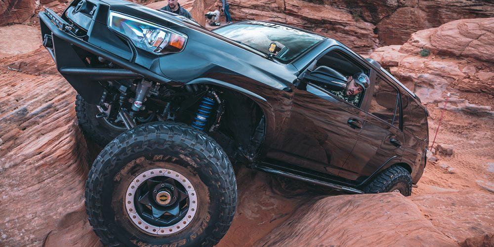 RSG Offroad T40R - 5th Gen 4Runner SAS Build V8 Swapped and Supercharged