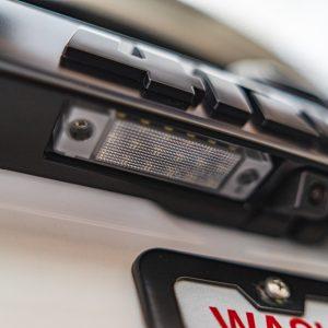 4Runner LED License Plate Lights