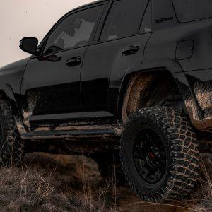 BFG KM3 Tire Review on 5th Gen 4Runner