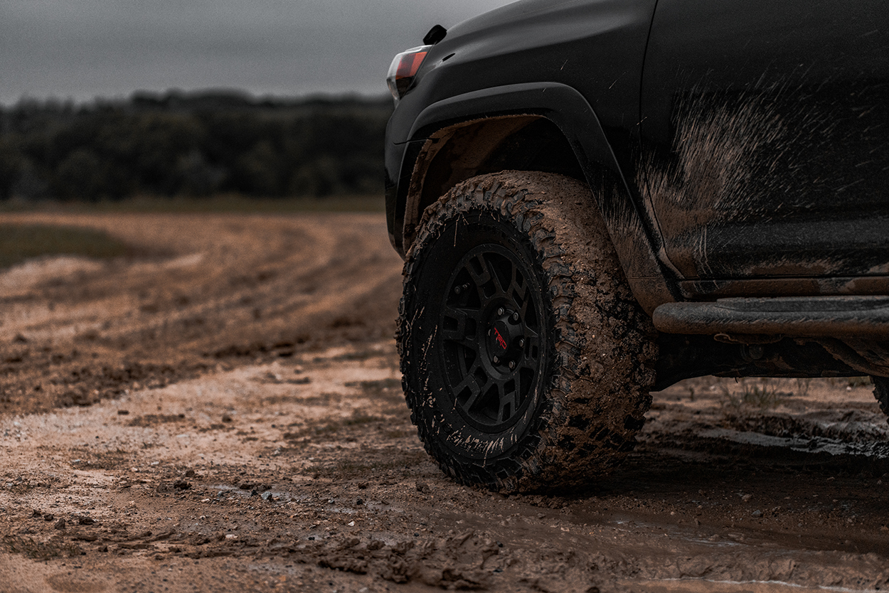 BFG KM3 Tire Review on 5th Gen 4Runner - Offroad Traction