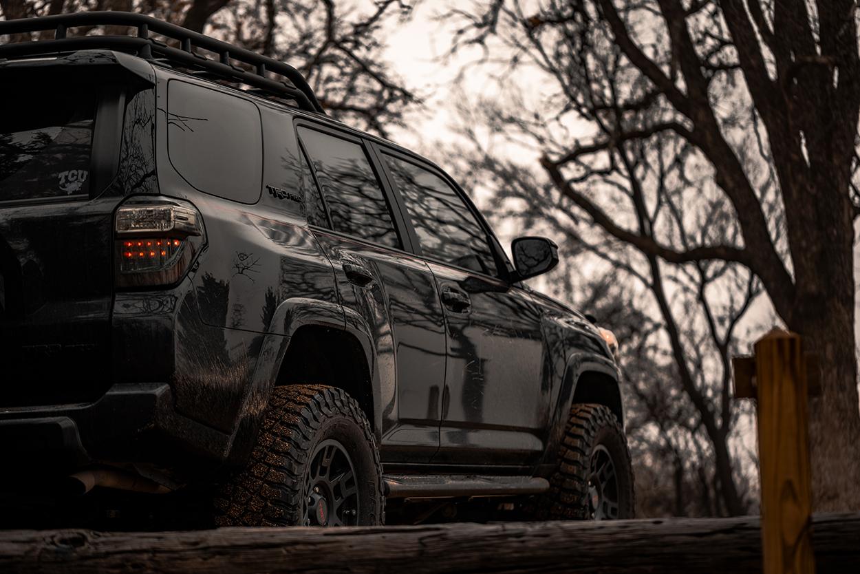 BFG KM3 Tire Review on 5th Gen 4Runner - Road Noise