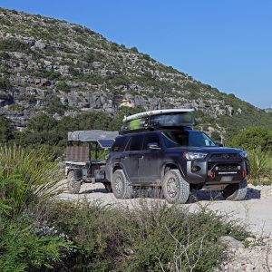 DIY Overland Trailer Build - Accessories and Add-Ons